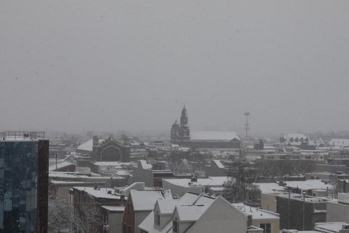 February 2, 2021 Snow