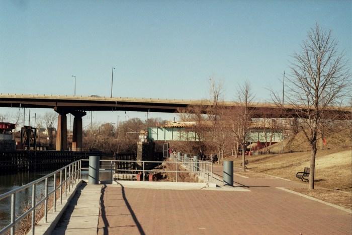 Grays Ferry Crescent Trail Park