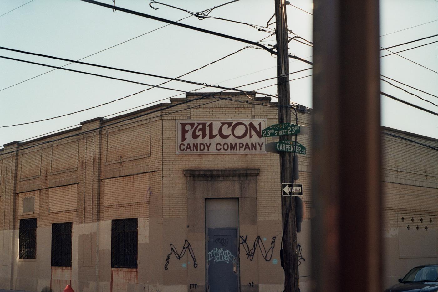Falcon Candy Company
