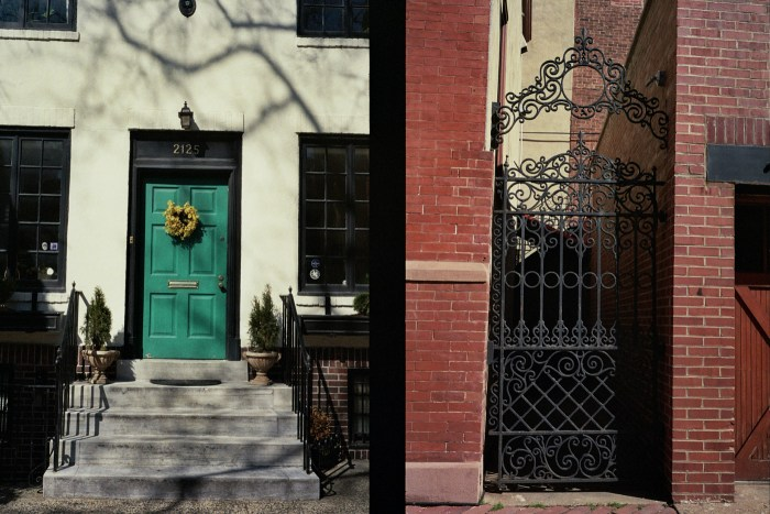 Philly Door and Gate