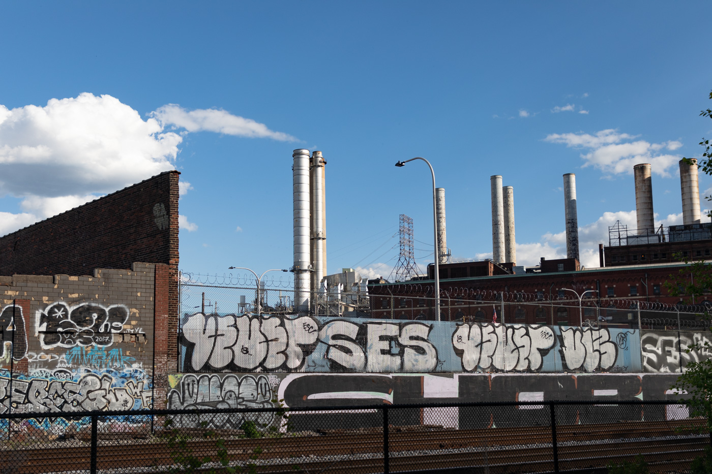 Graffiti and Factory