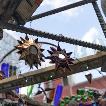 Staycation Visit to Philadelphia's Magic Gardens