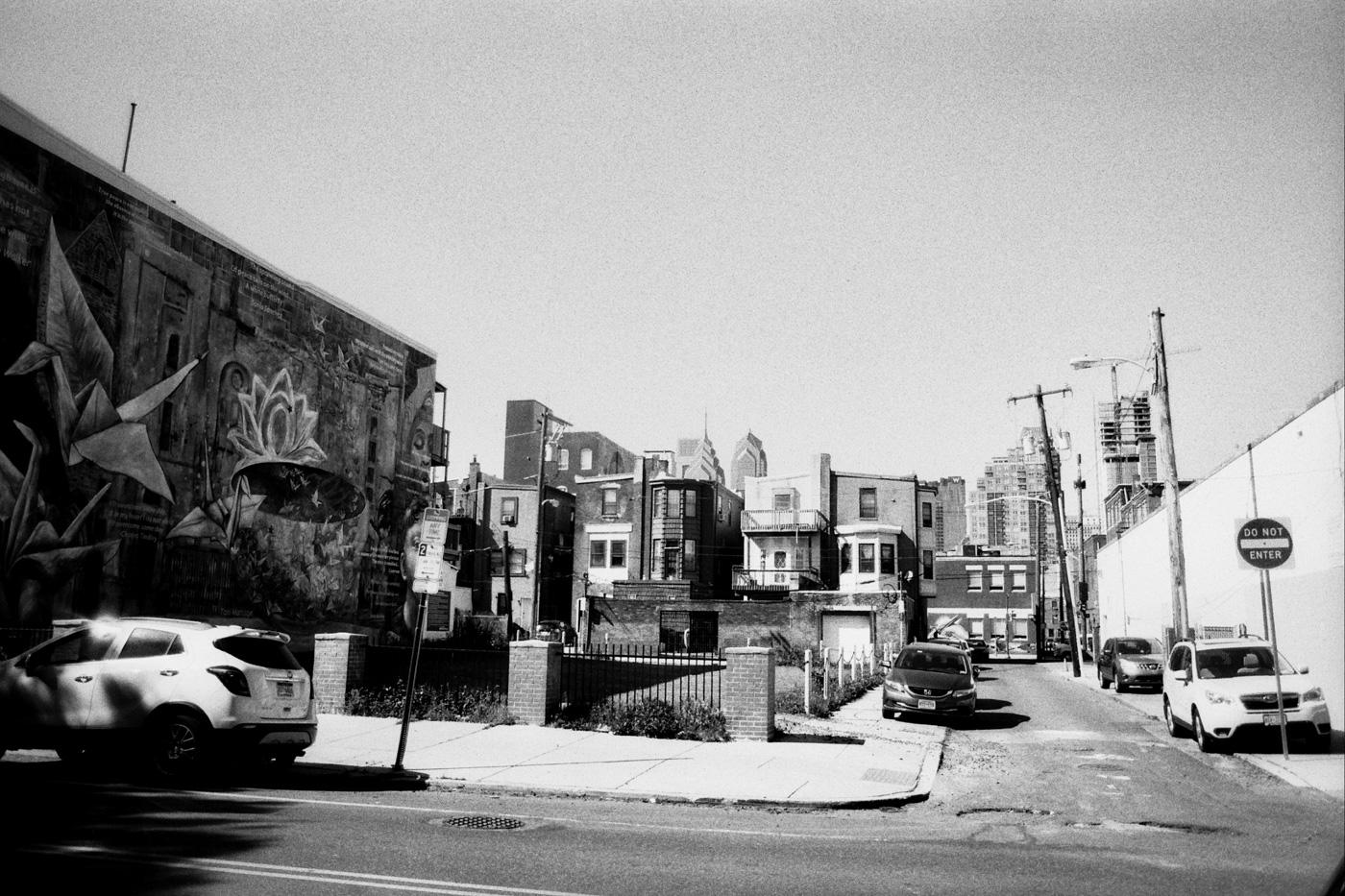 Peace Is a Haiku Song and Philadelphia Skyline