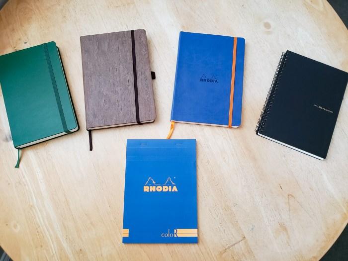 Various Notebooks