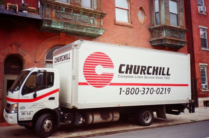 Red Churchill