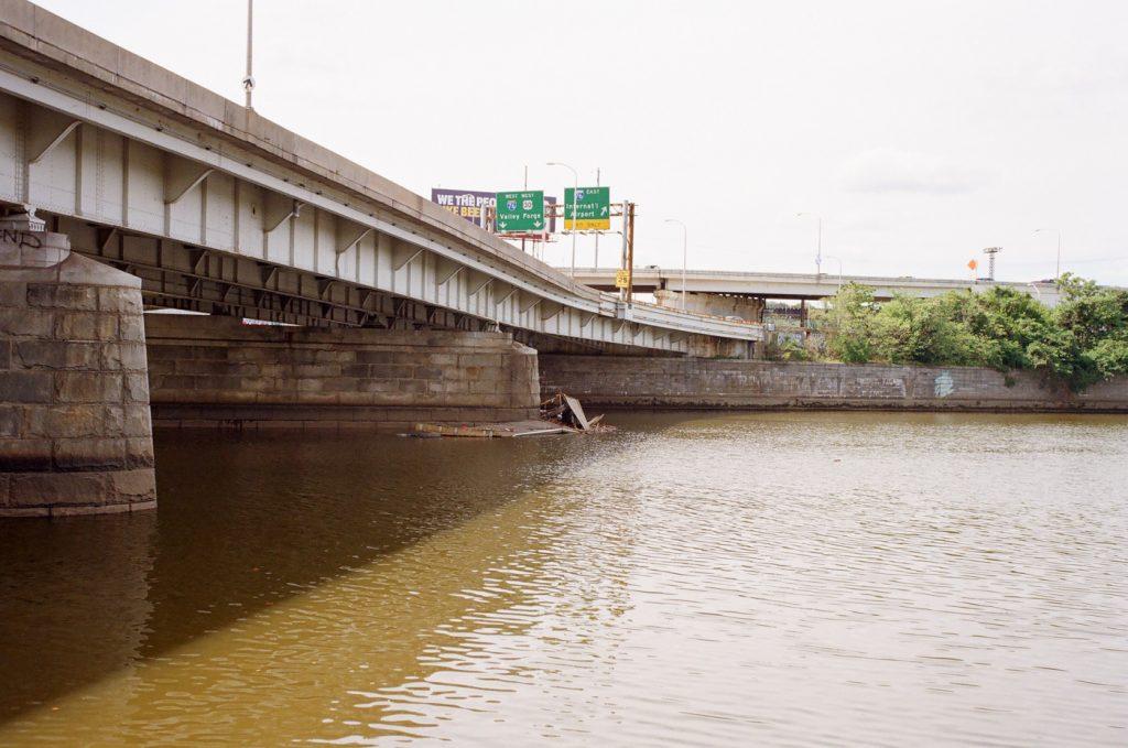 Post Ida Flood Detritus