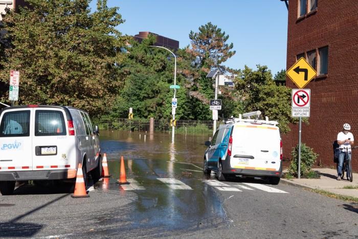 Schuylkill River Flood