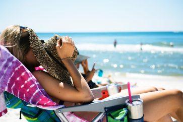 summer sun wellness