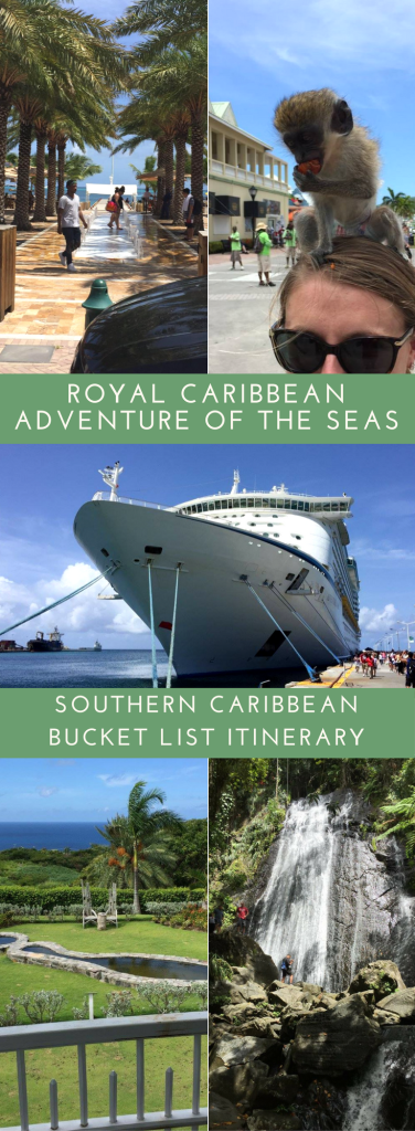 Adventure of The Seas Royal Carribean - Pinterest - This Creative Nest