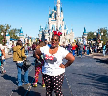 Joy and self-care at Walt Disney World
