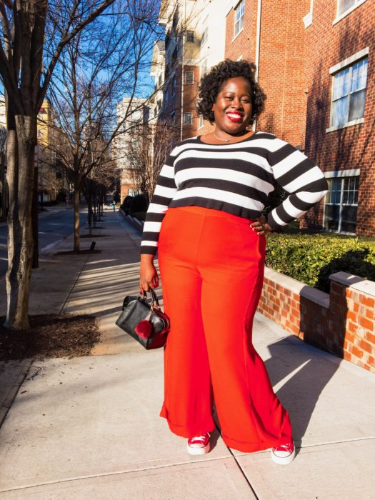 Plus size Curvy Tracee Ellis for JC Penney