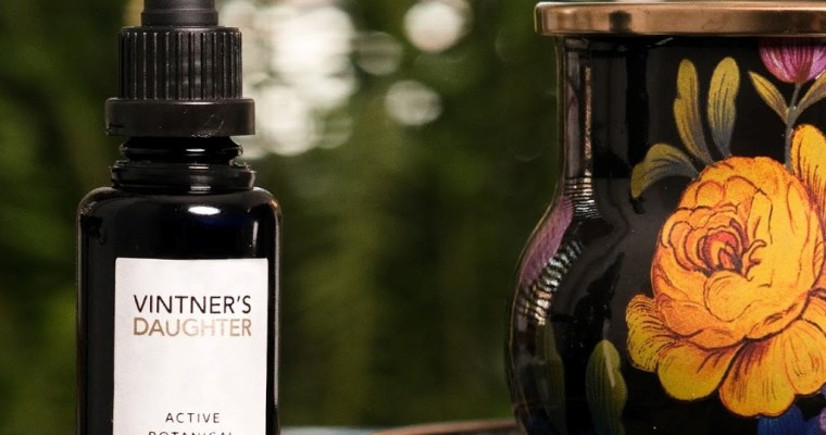 Vintner's Daughter Active Botanical Serum…Love it!