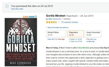 10 things i learned from gorilla mindset by mike cernovich this mike cernovich gorilla mindset review 10 things i learned reading gorilla mindsetg fandeluxe Gallery