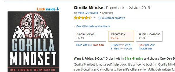 gorilla mindset review
