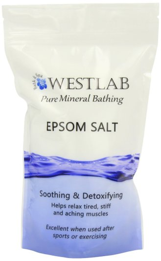 use epsom salt bath for improved health and recovery