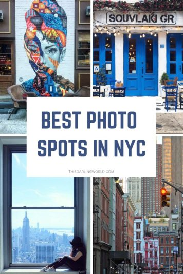 Best Photo Spots in NYC That You Will Love