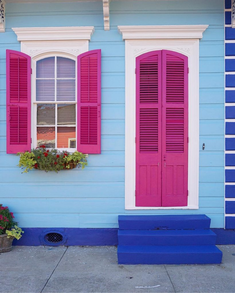 New Orleans Colorful Travel Guide | thisdarlingworld.com