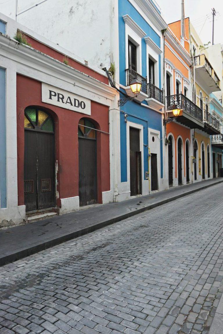 Old San Juan Puerto Rico thisdarlingworld.com