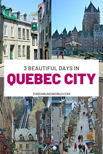Quebec City Photography: A Photo Tour of Old Quebec