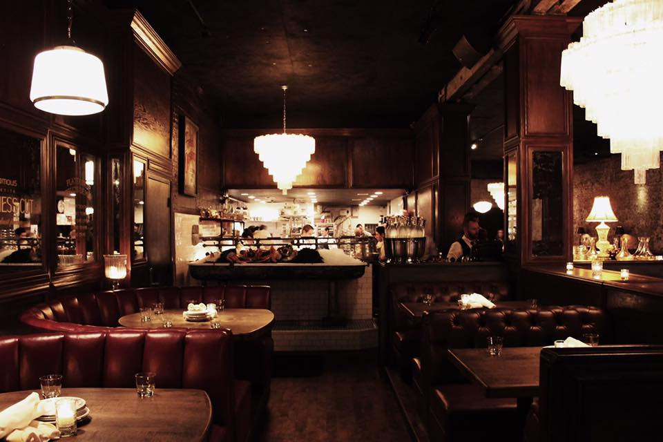 bavette's chicago | thisdarlingworld.com