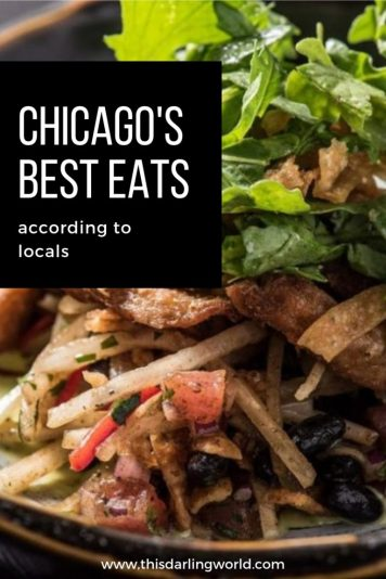 Best Restaurants in Chicago According to Locals