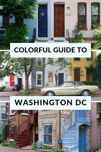 When planning a trip to Washington, I knew my focus had to be anything but the monuments. I sought out to find the best places to take pictures in D.C.