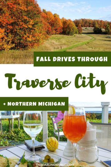 Traverse City Fall Colors: The Most Beautiful Drive through Northern Michigan