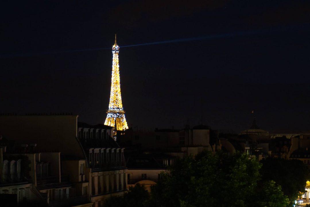 InterContinental Paris Le Grand view