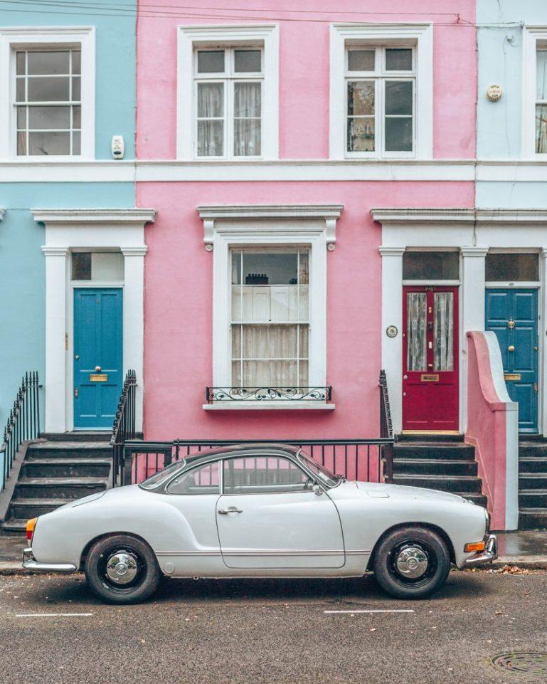 Vacation Ideas for 2018: London + Scotland