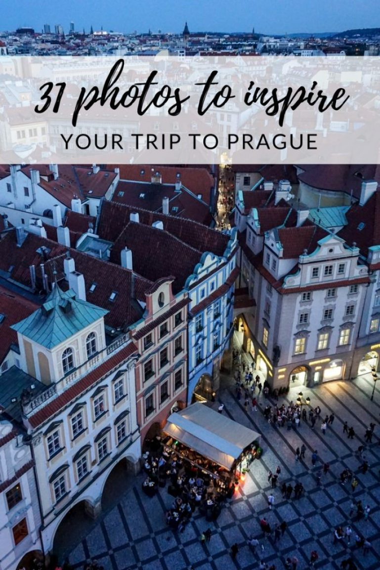 Photos to inspire your trip to Prague.