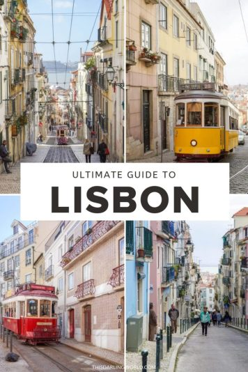 5 Days in Lisbon, Portugal: A Must See City