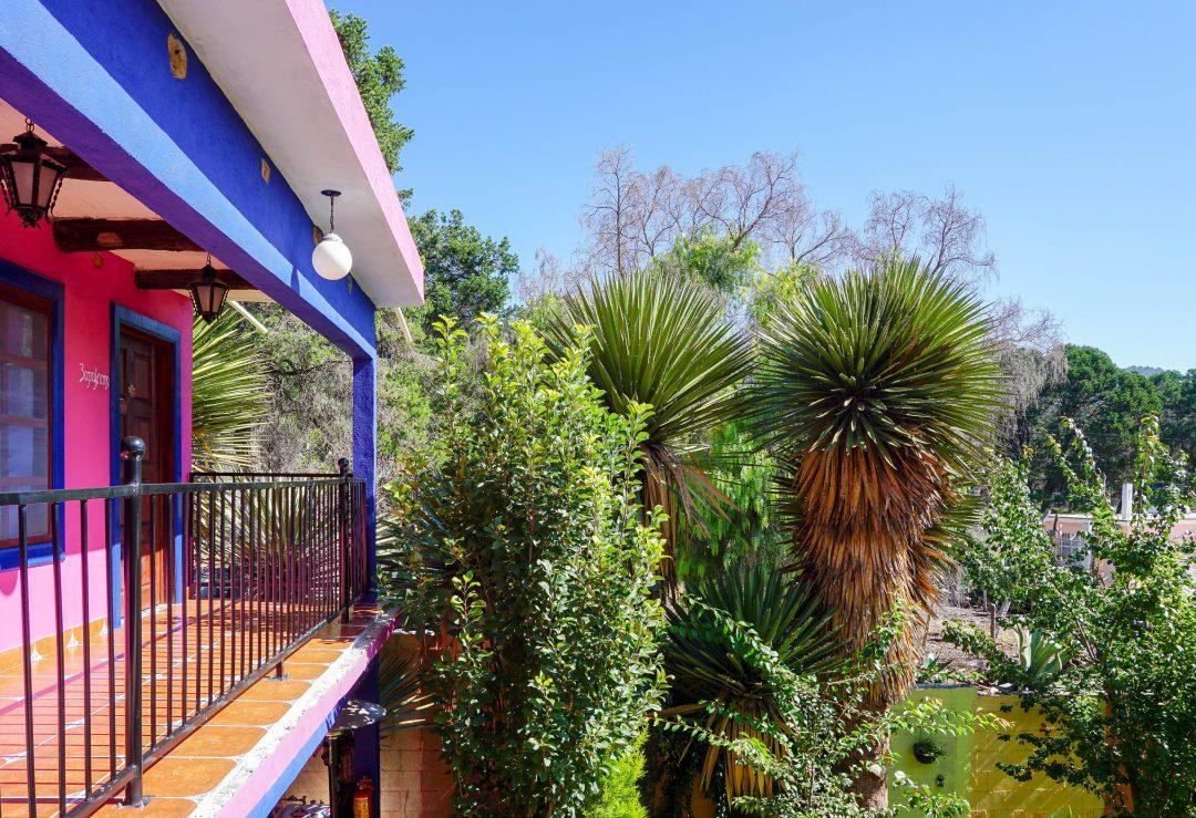 Hotel Huitzilin Saltillo Mexico
