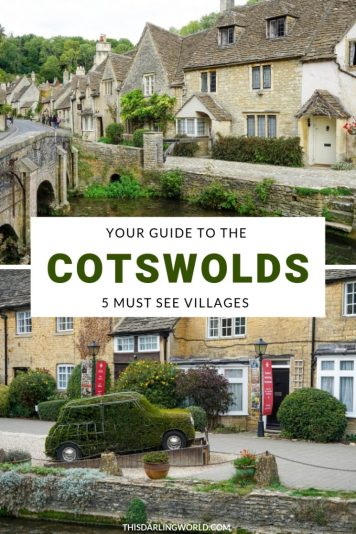 Cotswolds Villages: 5 Places to Visit in the Cotswolds