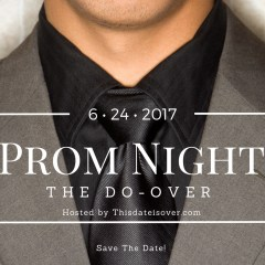 Save The Date! (Adult) Prom Night 2017
