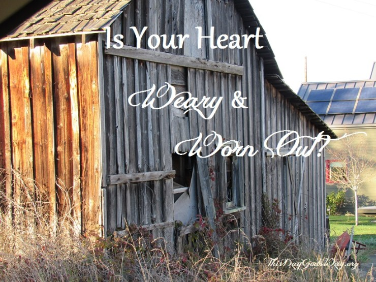 Does Your Heart Hunger for Rest – What Do You Do for It?