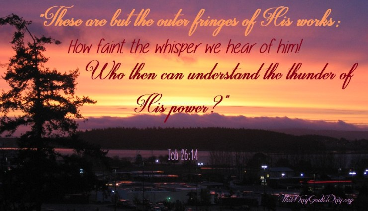 What is God Whispering To Your Heart?