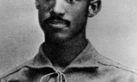 """In aNorthwestern Leaguemeeting,Peoriamoves to ban black players in order to preventToledofrom playing starcatcherMoses Fleetwood Walker. After an """"exciting discussion"""" the motion is withdrawn and Walker is allowed to play."""