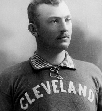 Cy Young wins his major league debut