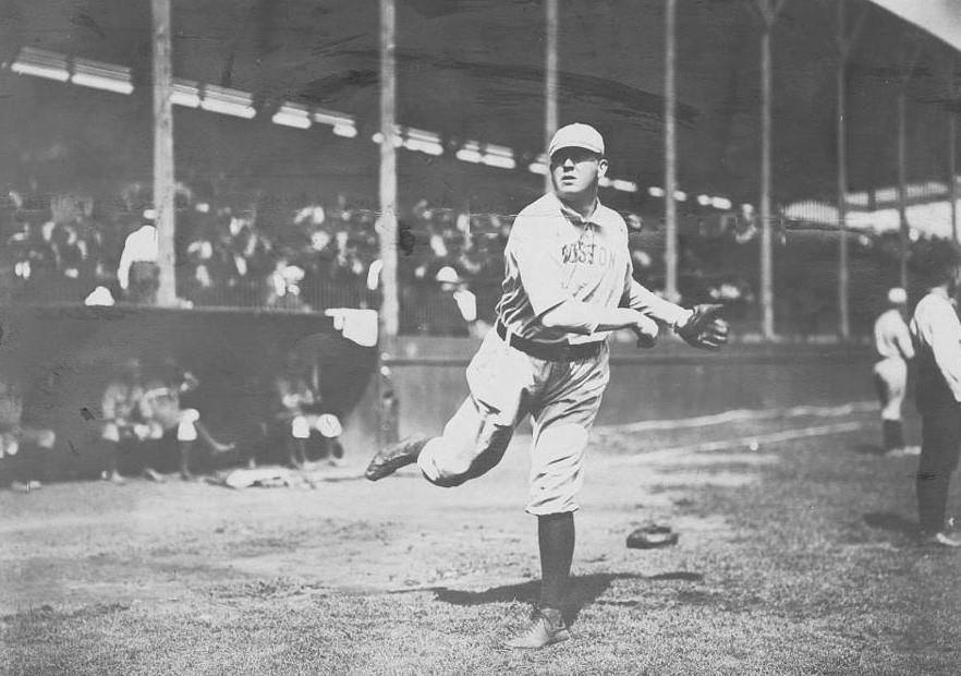 AtBoston,Cy Youngwins his 33rd game, beating theWhite Stockings, 5 – 2.Nixey Callahantakes the loss.