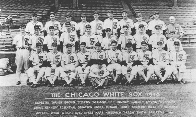 A federal judge rules in favor of Grace Comiskey, who became owner of the Chicago White Sox after the death of her husband John Louis Comiskey in 1939, helping her keep control of the team. The widow needed to go to court because the First National Bank of Chicago, the trustee of the estate, wanted to sell the team because there was no specific instruction in her spouse's will that she should take control of the franchise.