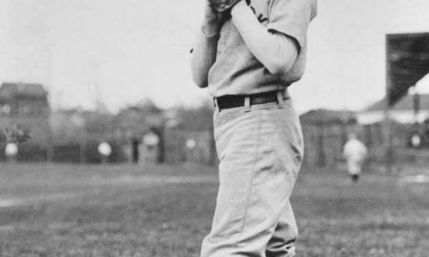 1903–New York'sChristy MathewsonandBrooklyn'sBill Reidyhook up for the third time in a week, and the rubber game ends in a tie, 4 – 4. The match is called by umpTim Hurstafter eight innings because of darkness.