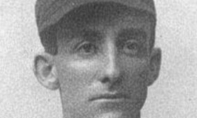 Moonlight Graham makes his only appearance
