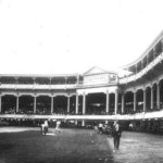1908- At thePalace of the Fans, veteranJoe McGinnity, in relief ofRed Ameswho walks the first two batters, stops theReds, 5 - 1, beatingBob Ewing. Earlier in the day, the Reds turned downJohn McGraw's offer for McGinnity.