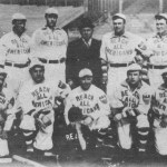 A major league All-Star team leaves San Francisco for a tour of Japan, China, Hawaii, and the Philippines. It will play 40 games before returning on February 15, 1909.