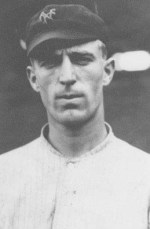 Giants southpaw Rube Marquard's consecutive winning streak is stopped at 19