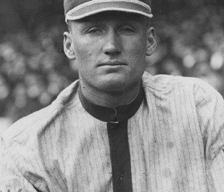 1913– In Chicago,Walter Johnsonwins his 14th straight, a 2 – 1 decision over theWhite Sox. Johnson fans the side in the 8th inning, then with two on and two out in the 9th, strikes outEddie Collins.
