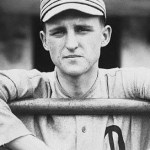The A's score nine runs to back Rube Bressler's shutout of the Browns in the first of two games. Teammate Herb Pennock then follows with a 1 - 0 shutout.