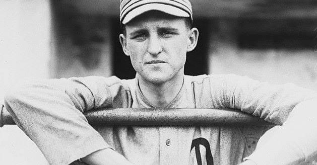The A's score nine runs to back Rube Bressler's shutout of the Browns in the first of two games. Teammate Herb Pennock then follows with a 1 – 0 shutout.