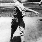 Brooklyn Robins reliever Pat Ragan throws an immaculate inning