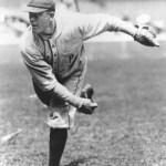 Babe Adams, thePiratesbellwether, pitches aone-hit4 - 0shutoutagainst theCardinals, the only safety coming when a ball squirts out of second basemanJoe Schultz'sglove. Adams will win only one more game this season, and the Pirates will release him in August. They will then re-sign him during the1918season.
